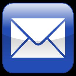 Email-Icon online afspraak maken